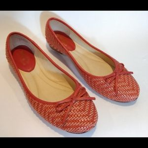 Coach and Four Flats Size 8